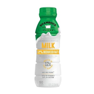 Shamrock Farms 2% Milk - 12 fl oz