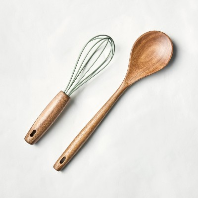 Whisk & Spoon Set Green - Hearth & Hand™ with Magnolia
