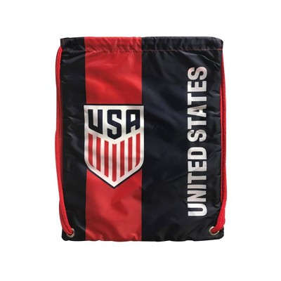 """United States Soccer Federation Officially Licensed 18"""" Drawstring Bag"""