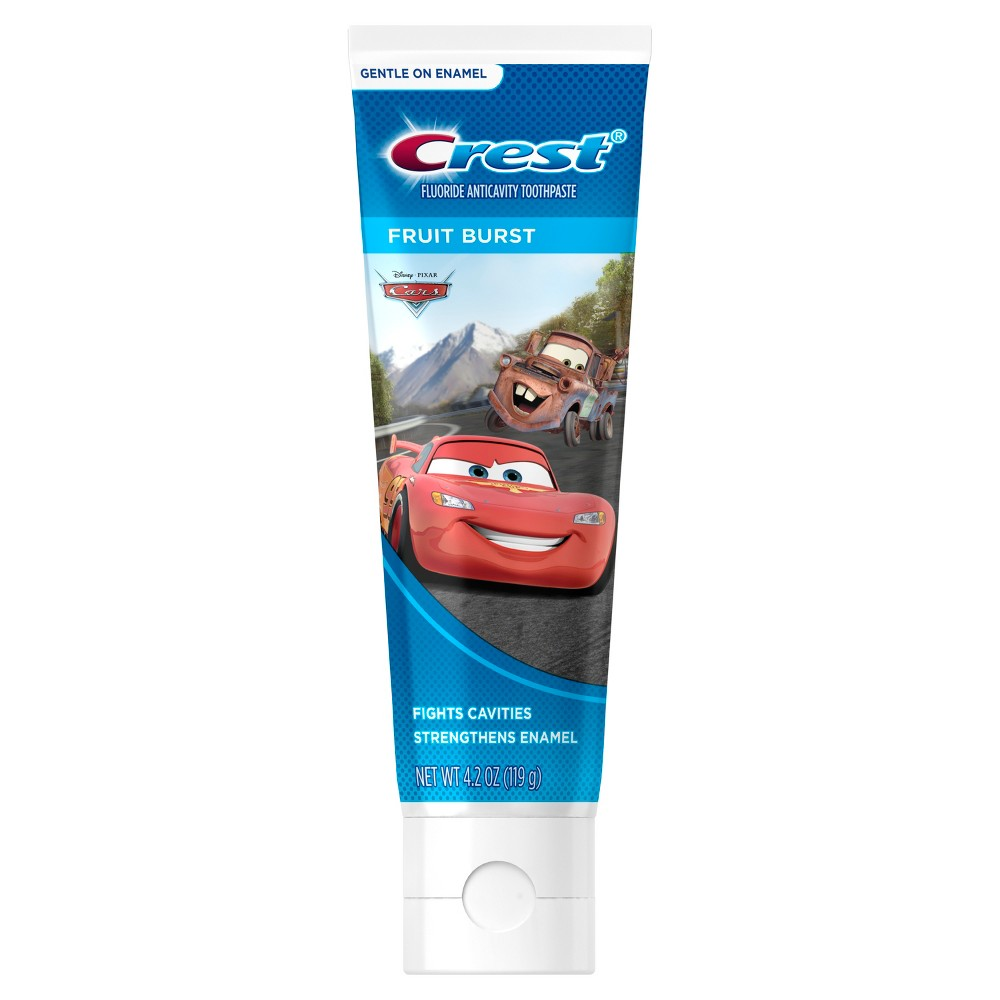 Crest Pro-Health Stages Kids Toothpaste featuring Disney Pixar Cars and Planes with Disney MagicTimer App by Oral-B - 4.2oz