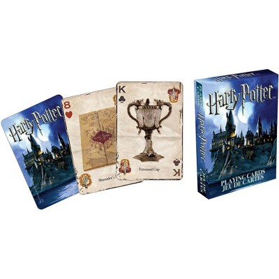 NMR Distribution Harry Potter Playing Cards