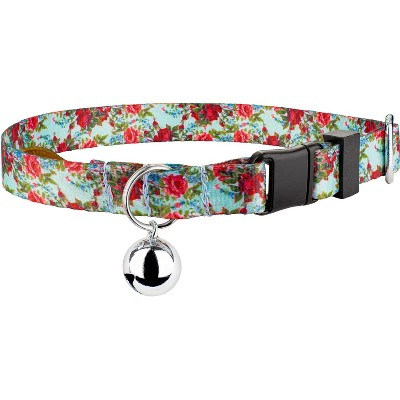 Country Brook Petz® Vintage Roses Cat Collar