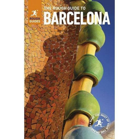 The Rough Guide to Barcelona (Travel Guide) - (Rough Guide To...) 12 Edition (Paperback) - image 1 of 1