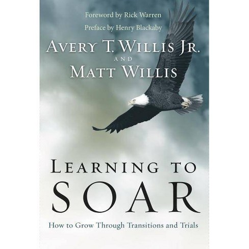 Learning to Soar - by  Matt Willis & Avery Willis (Hardcover) - image 1 of 1
