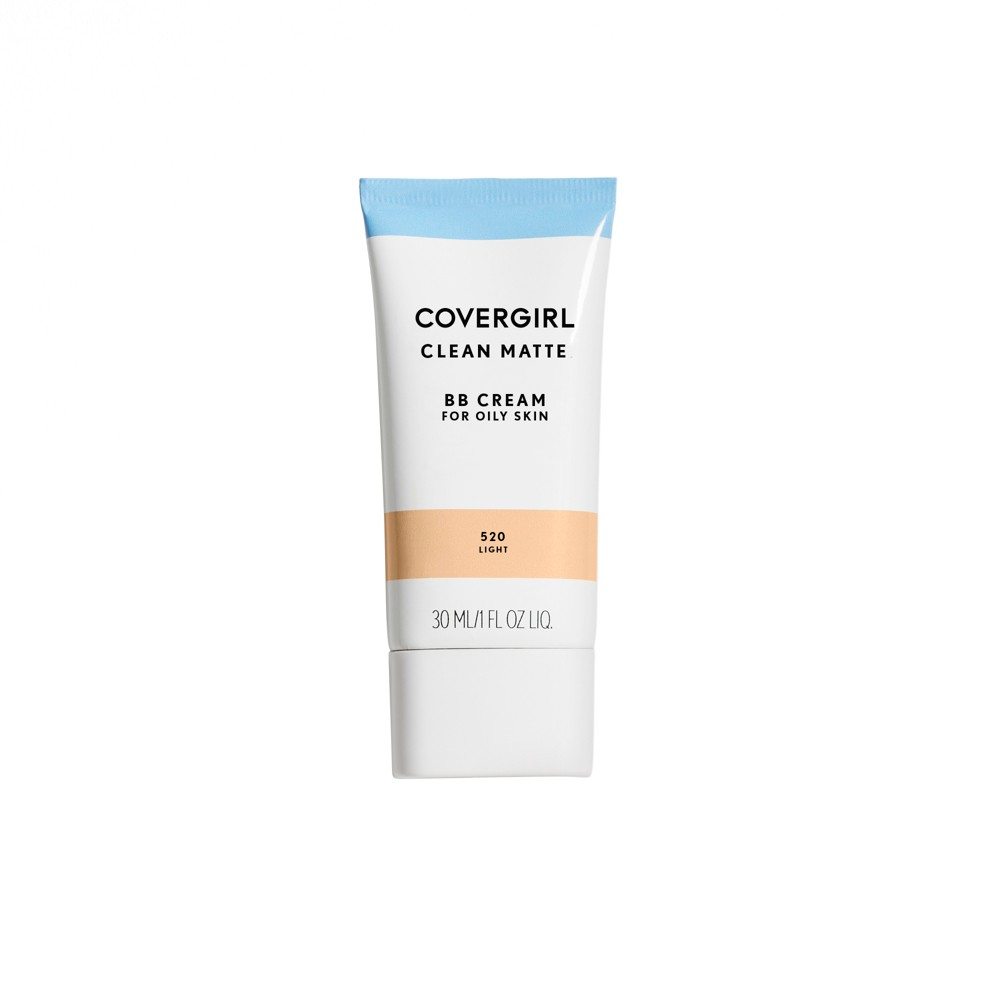 Image of COVERGIRL Clean Matte BB Cream 520 Light 1oz