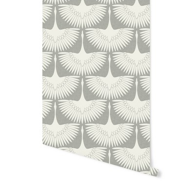 genevieve gorder feather flock chalk self-adhesive removable