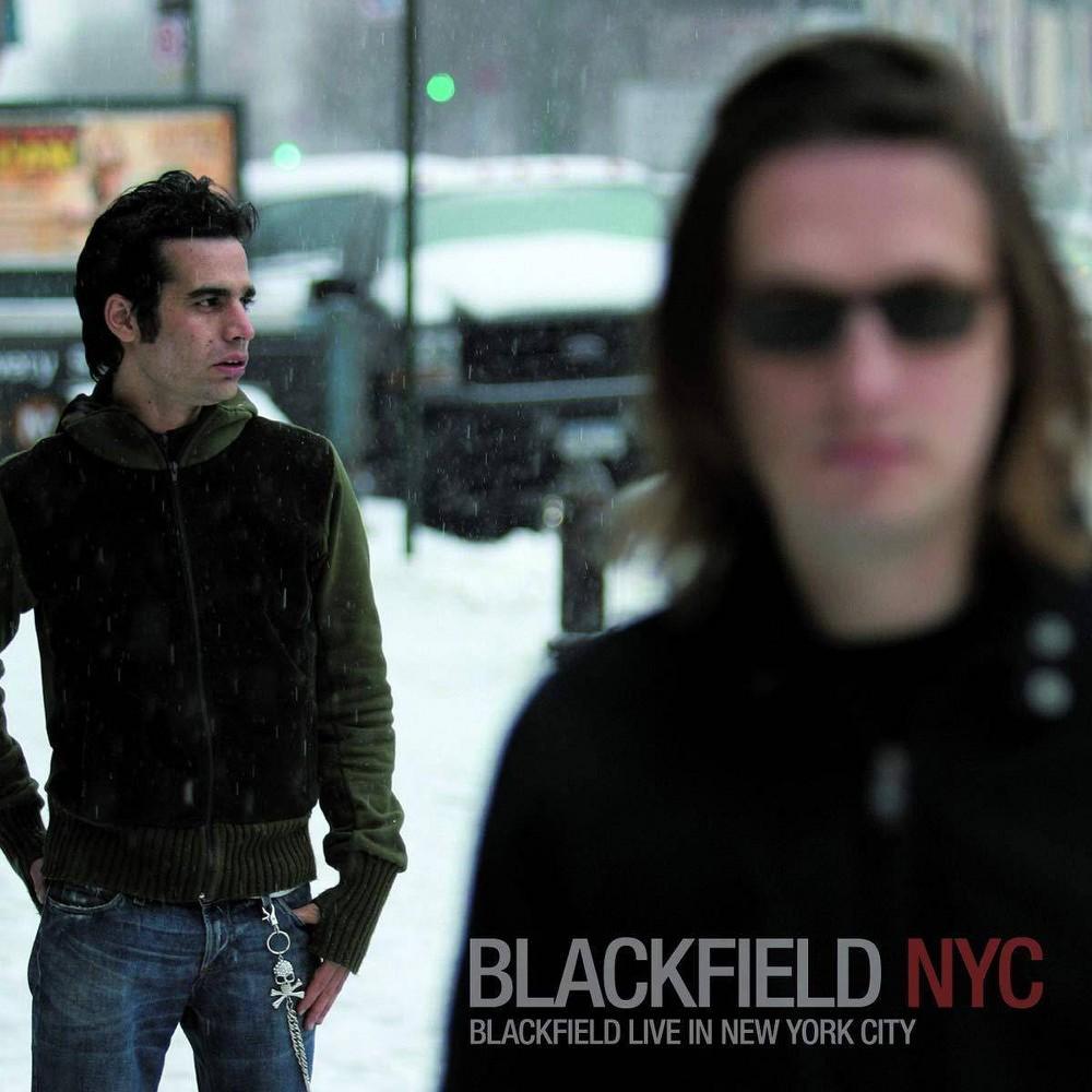 Blackfield Live In Nyc Cd