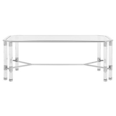Coffee Table Silver - Safavieh