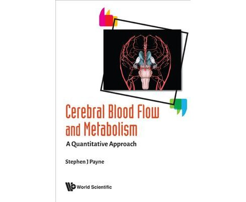 Cerebral Blood Flow and Metabolism : A Quantitative Approach (Hardcover) (Stephen J. Payne) - image 1 of 1
