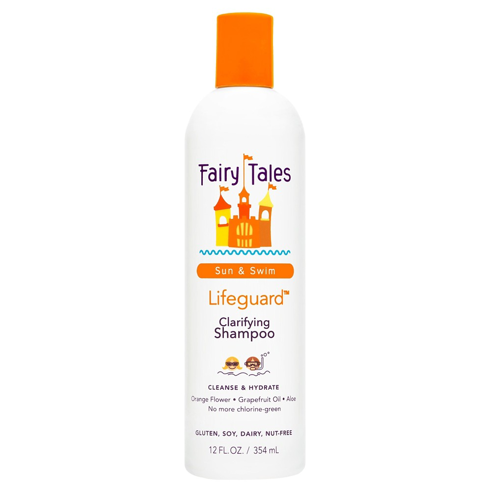 Image of Fairy Tales Lifeguard Sun & Swim Clarifying Shampoo - 12 fl oz