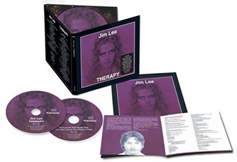Jim Lea - Therapy (CD) - image 1 of 1