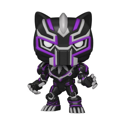 Funko POP! Marvel: Marvel Mech - Black Panther (Glow) (Target Exclusive)