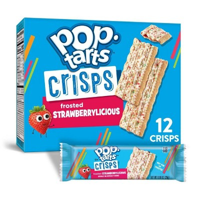 Pop-tarts Crisps Strawberry - 12ct