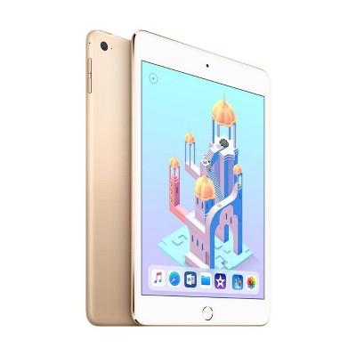 Apple® iPad mini 4 128GB Wi-Fi Only (2015 model, MK9Q2LL/A) - Gold