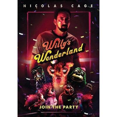 Willy's Wonderland (DVD)(2021)
