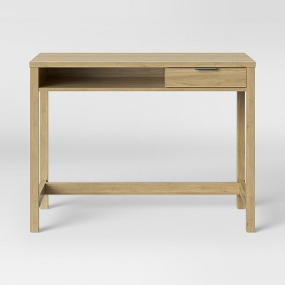 Desk With Drawer Natural - Made By Design™