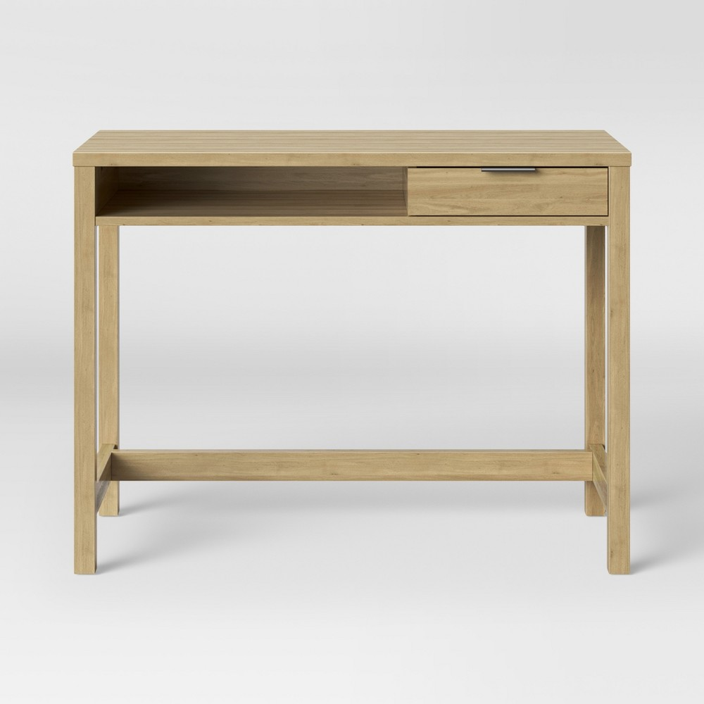 Desk With Drawer Natural - Made By Design