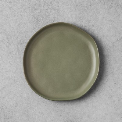 Stoneware Salad Plate - Green - Hearth & Hand™ with Magnolia