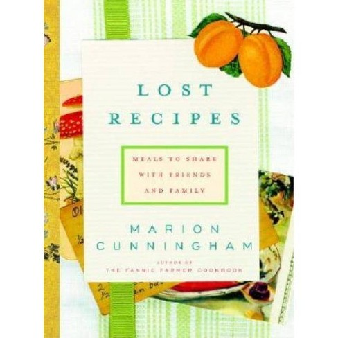 Lost Recipes - by  Marion Cunningham (Hardcover) - image 1 of 1