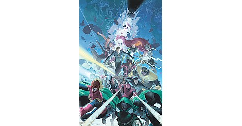 Secret Wars : The Last Days of the Marvel Universe (Hardcover) (Al Ewing & Cullen Bunn & Nathan - image 1 of 1
