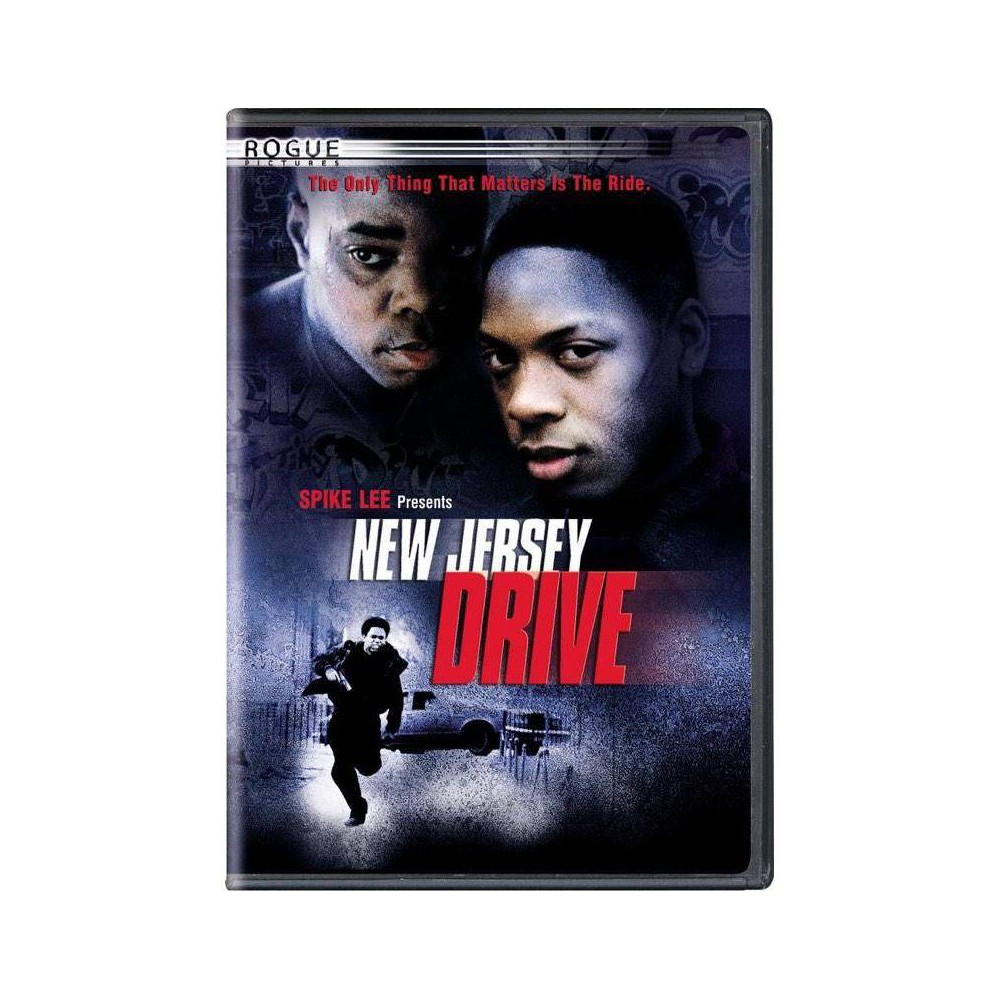 New Jersey Drive Dvd 2005