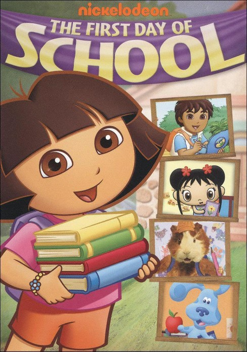 Nick Jr. Favorites: The First Day of School (dvd_video) - image 1 of 1
