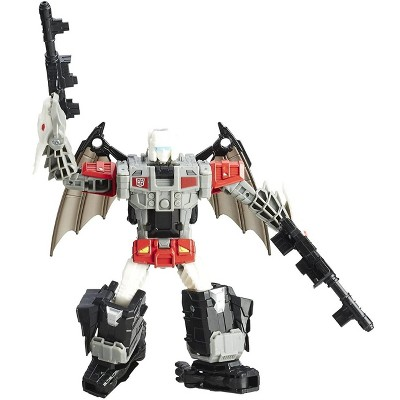 Twinferno with Daburu Deluxe Class  | Transformers Generations Titans Return Action figures