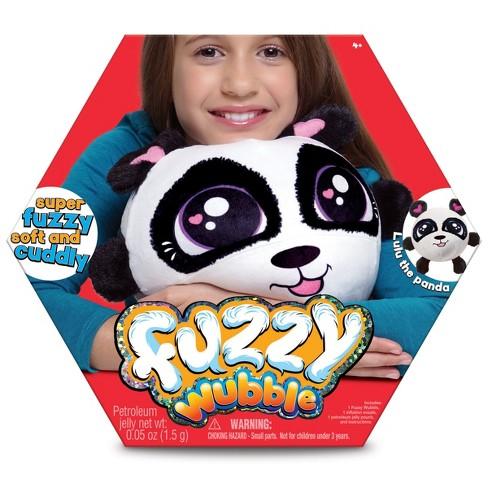 Wubble Stuffed Animal - Panda - image 1 of 3
