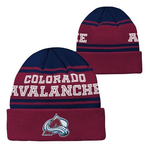 1eb42d6fe55 NHL Youth Cuffed Knit Hat   Target