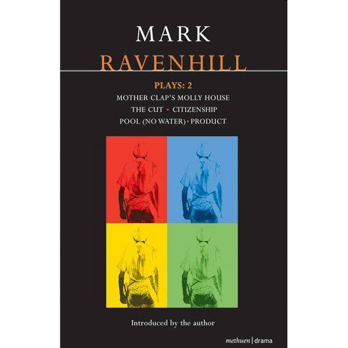 Mark Ravenhill Plays: 2 - (Methuen Drama Contemporary Dramatists) (Paperback) - image 1 of 1