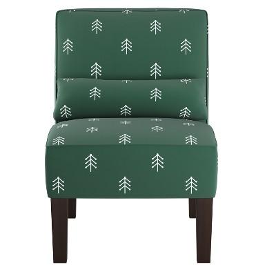Armless Chair Linen - Skyline Furniture
