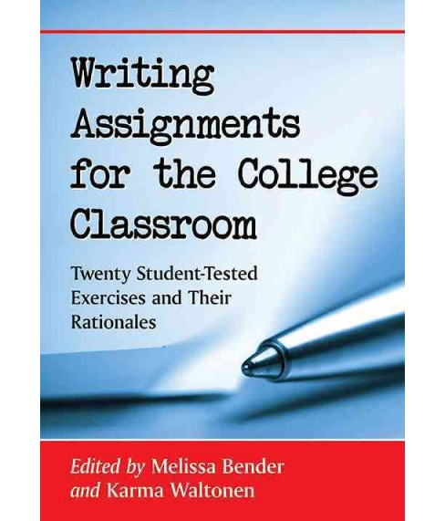 Twenty Writing Assignments in Context : An Instructor's Resource for the Composition Classroom - image 1 of 1