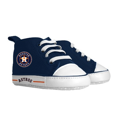 MLB Houston Astros Baby Sneakers - 0-6M