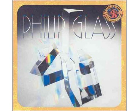 Philip glass - Glass:Glassworks (CD) - image 1 of 1