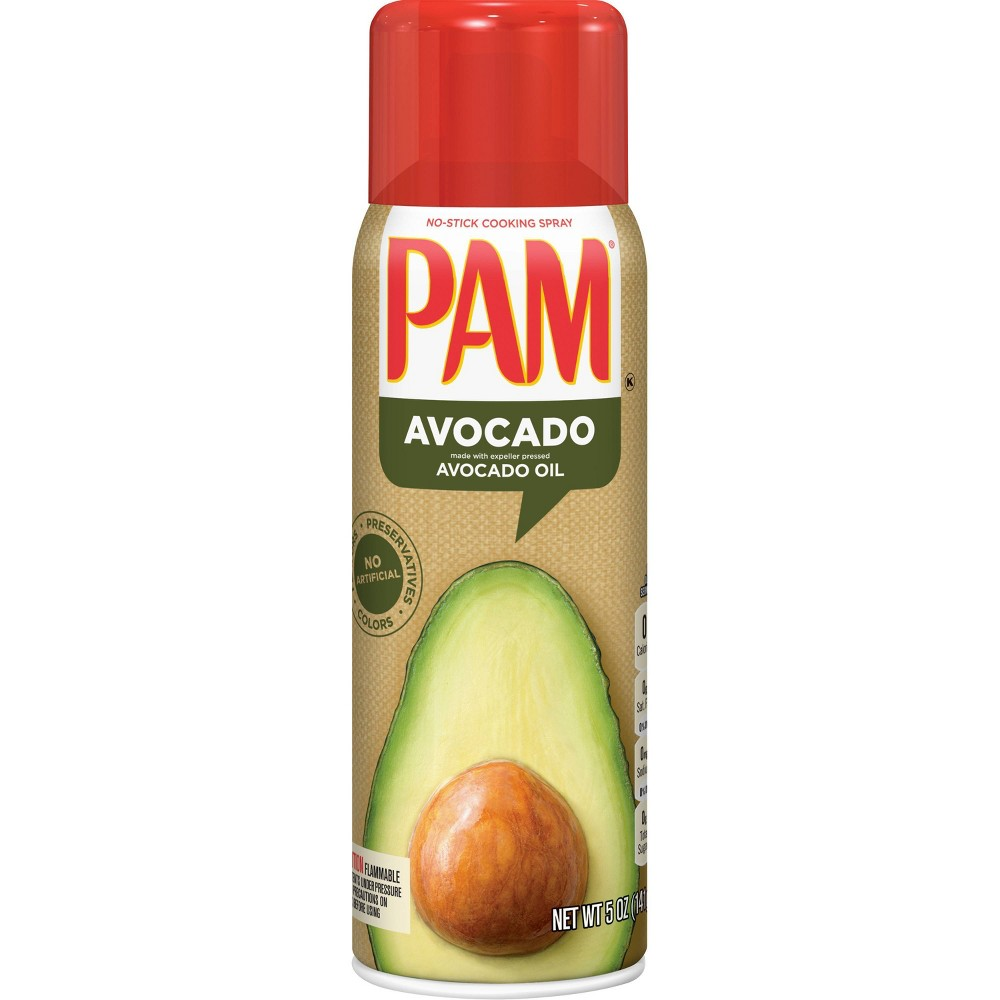 Pam Premium Non Gmo Avocado Oil Cooking Spray 7oz