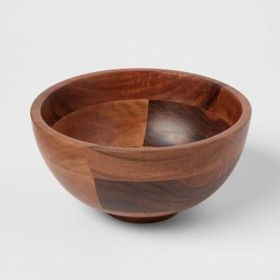 30oz Wood Small Serving Bowl - Threshold™