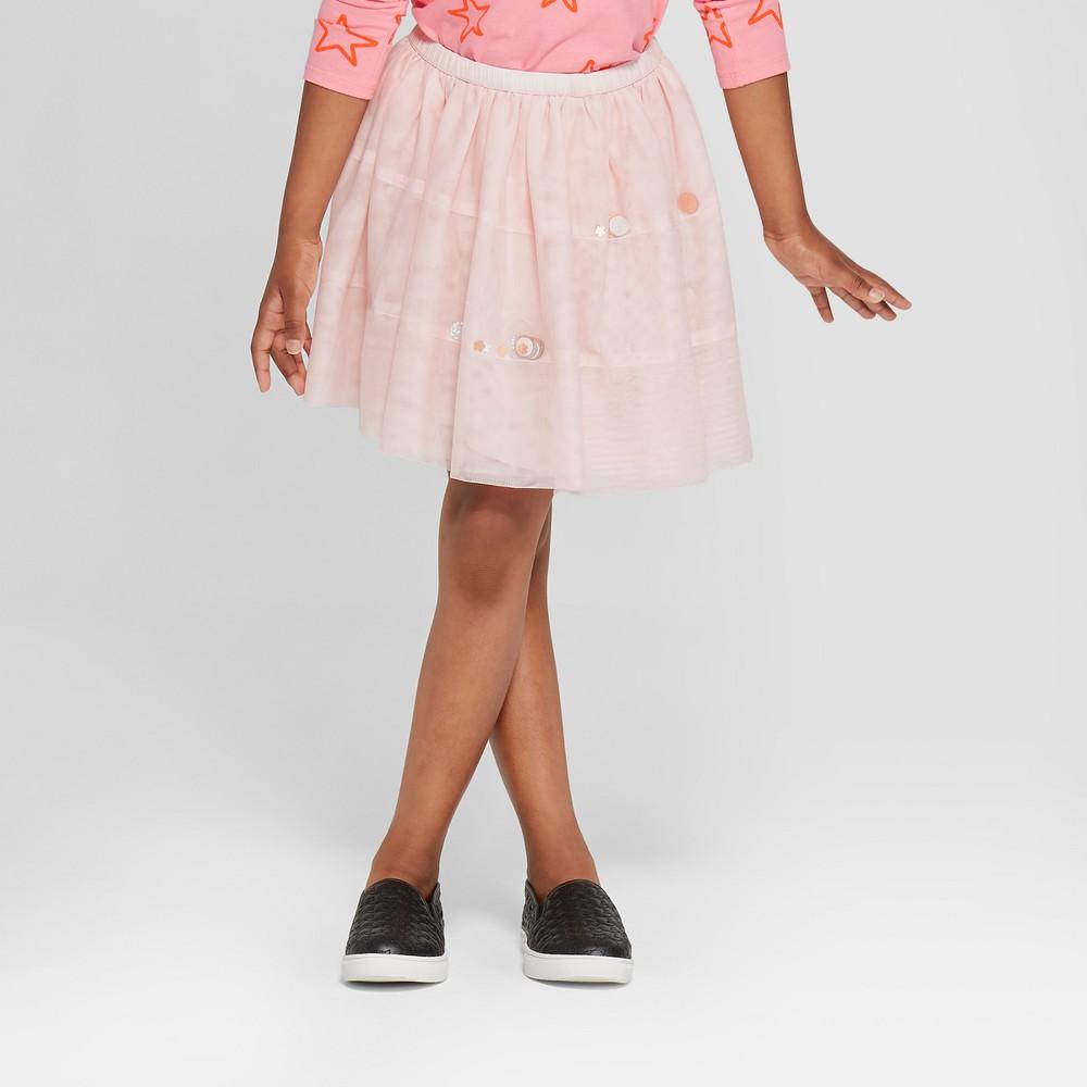 Girls' Tutu Skirt - Cat & Jack Pink XS