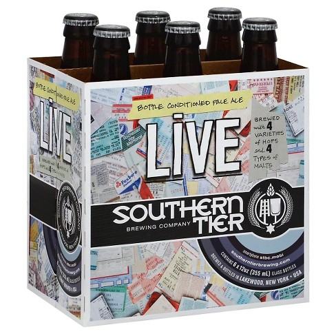 Southern Tier® Live Pale Ale - 6pk / 12oz Bottles - image 1 of 1