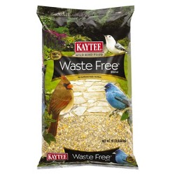 Kaytee Wild Bird Food Waste Free Blend - 10 lbs