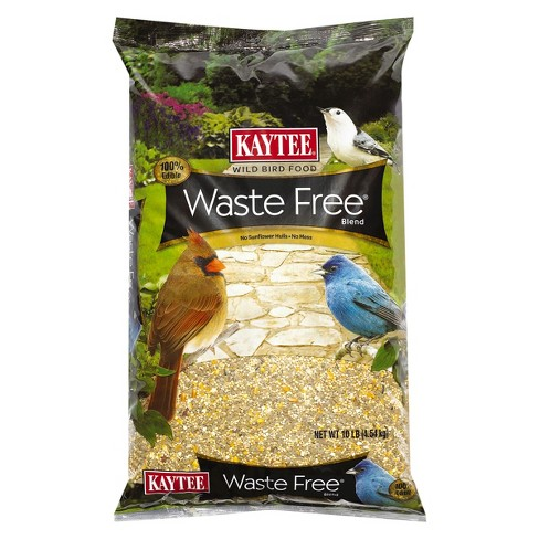 Kaytee Wild Bird Food Waste Free Blend - 10 lbs - image 1 of 4