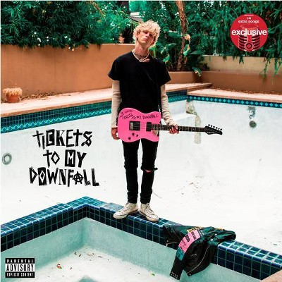 Machine Gun Kelly - Tickets To My Downfall (Target Exclusive, CD)