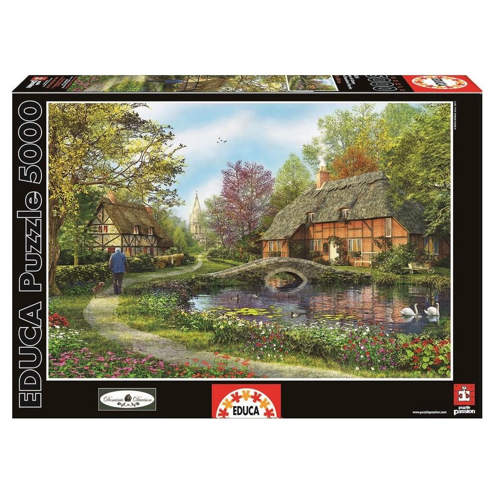 Educa Landscape, Davison 5000pc Puzzle