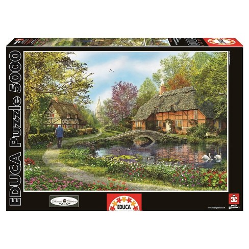 Educa Landscape, Davison 5000pc Puzzle - image 1 of 1