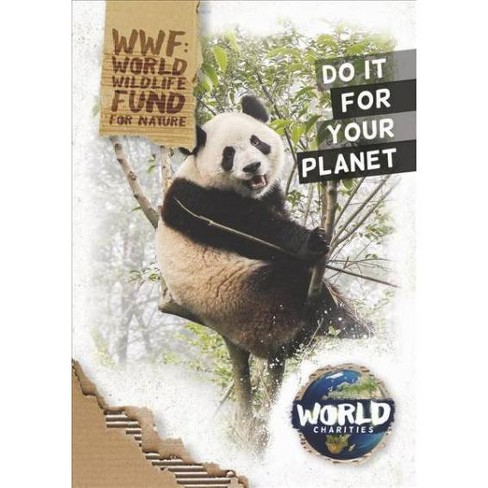 World Wildlife Fund For Nature - (World Charities) By Kirsty Holmes (Hardcover) : Target