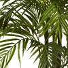 """Nearly Natural Areca with Bamboo Planter (4"""") - image 2 of 3"""