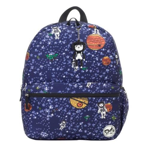 Zip & Zoe Junior Kids' Backpack - Spaceman - image 1 of 12