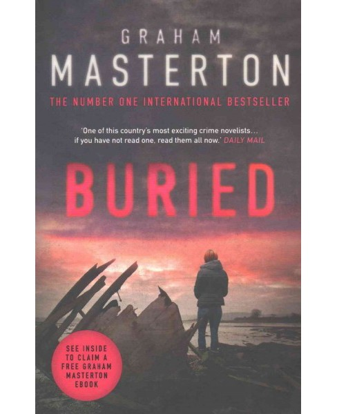 Buried (Reprint) (Paperback) (Graham Masterton) - image 1 of 1