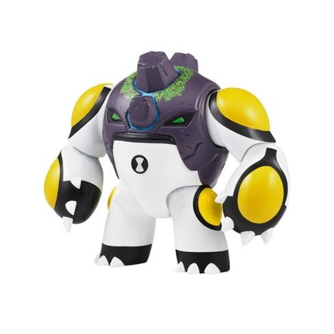 Ben 10 Omni Enhanced Cannonbolt Action Figure Target