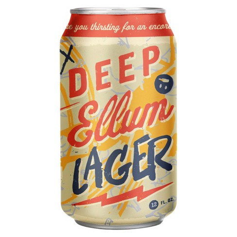Deep Ellum® Lager - 6pk / 12oz Cans - image 1 of 1