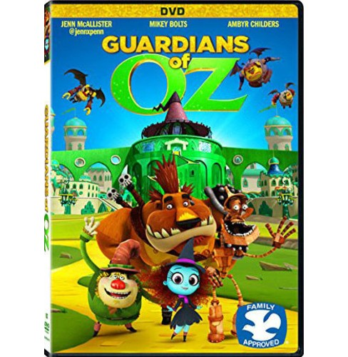 Guardians Of Oz (DVD) - image 1 of 1